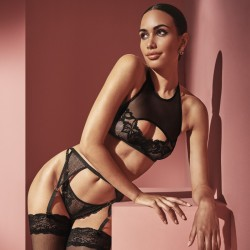 Set London Top, G-String &...